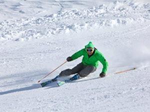 Technique de ski
